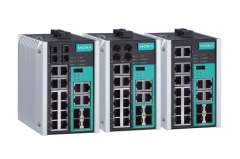 Ethernet Switch EDS-518E Series