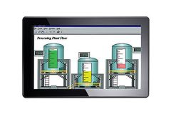 18.5 inch Industrial Touch LCD Monitor P6187W