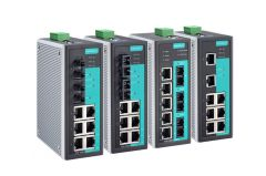 Ethernet Switch EDS-408A Series